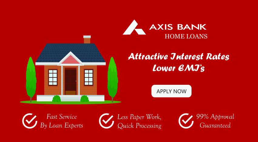 home loan account axis bank
