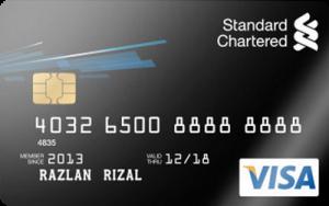 Standard Credit card