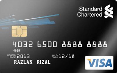 Standard chartered forex card login