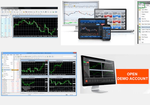 Open forex demo trading account