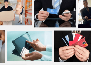 small business credit card users