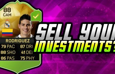 Sell your investments