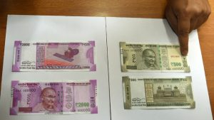 1000 & 500 Notes - How to Deduct Rs.50,000