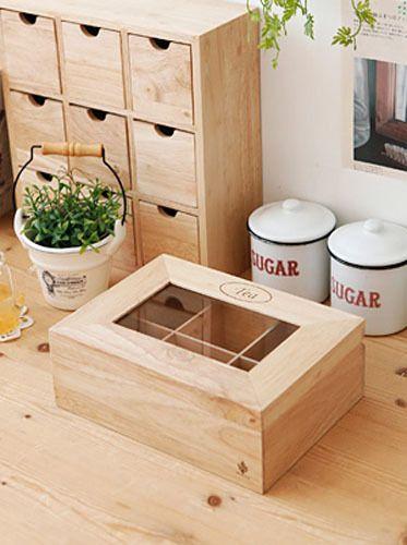 Wood Kitchen Organizers Design Ideas