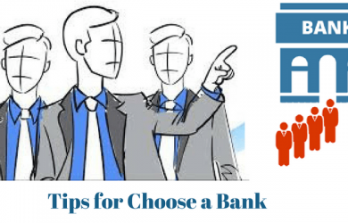how to choose a bank for your business