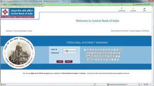 CBI Net Banking
