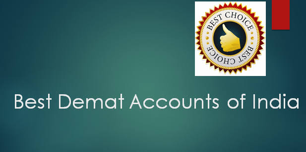 Best Demat Account In India