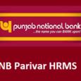 PNB Parivar HRMS Login