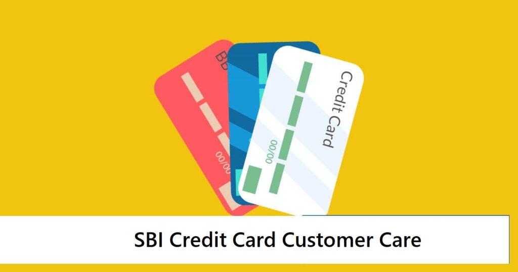 SBI Credit Card Customer Care