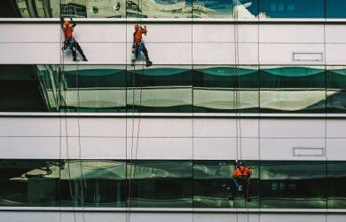 Multi-Billion Dollar Cleanning Services Industry
