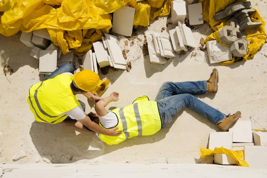 Collect Evidence if injured at work