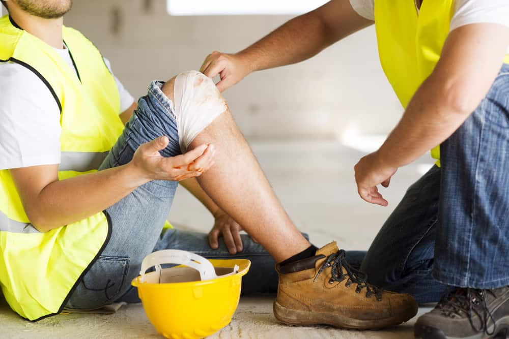 Inform Your Employer if injured at work